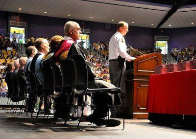 2012 FHS Commencement Key Note Speaker