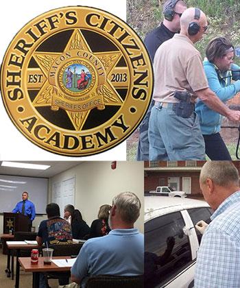 macon county sheriff's citizen academy