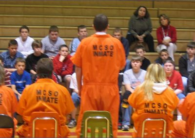 Reality Check 101 at Macon Middle School